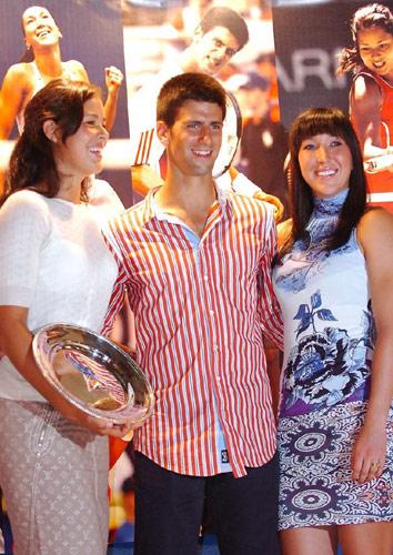 Quelle est selon vous la plus belle joueuse du circuit WTA ? 343031082466c642674429349269695